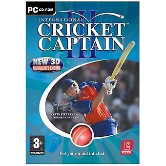 International Cricket Captain 2007 (PC CD) - Nowość
