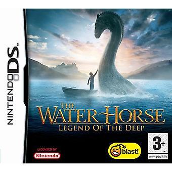 The Waterhorse Legend Of The Deep (Nintendo DS) - Fabrik versiegelt