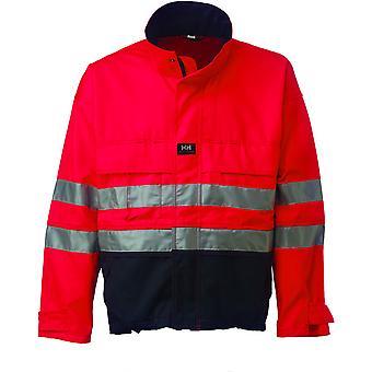 ヘリー ・ ハンセン メンズ ブリッジウォーター タフ補強こんにちは Vi 作業コート ジャケット