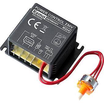 Componente 230 V AC do controlador de energia Kemo M204