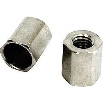 Clevis lock nut M3 Steel 5 pc(s) Famotec 224510