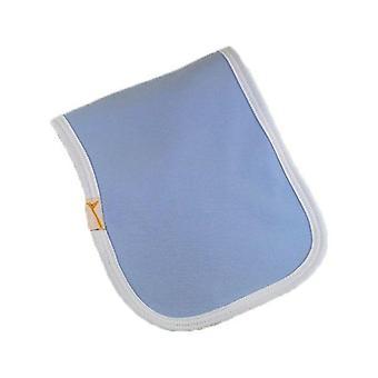 Blau & White trim Ebene Spucktuch