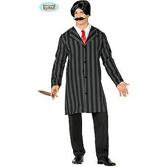 Mannen kostuums Halloween kostuum m. Adams