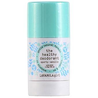 Lavanila The Healthy Deodorant Sporty Vanilla Solid Stick 0.90oz / 25g