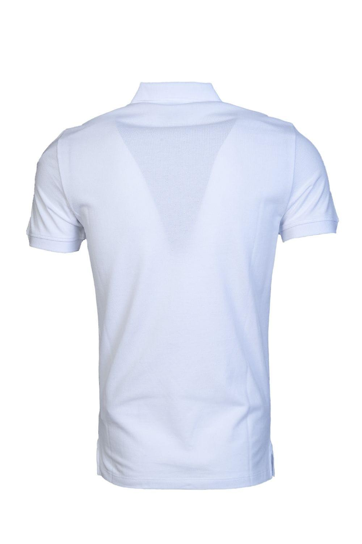 Emporio Armani Short Sleeve Polo Shirt 8N1F12 1J0SZ