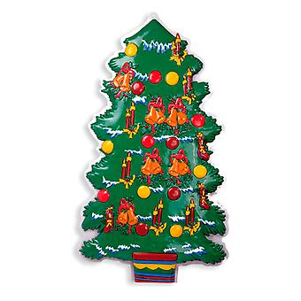 Sapin de Noël 3D décoration 100cm