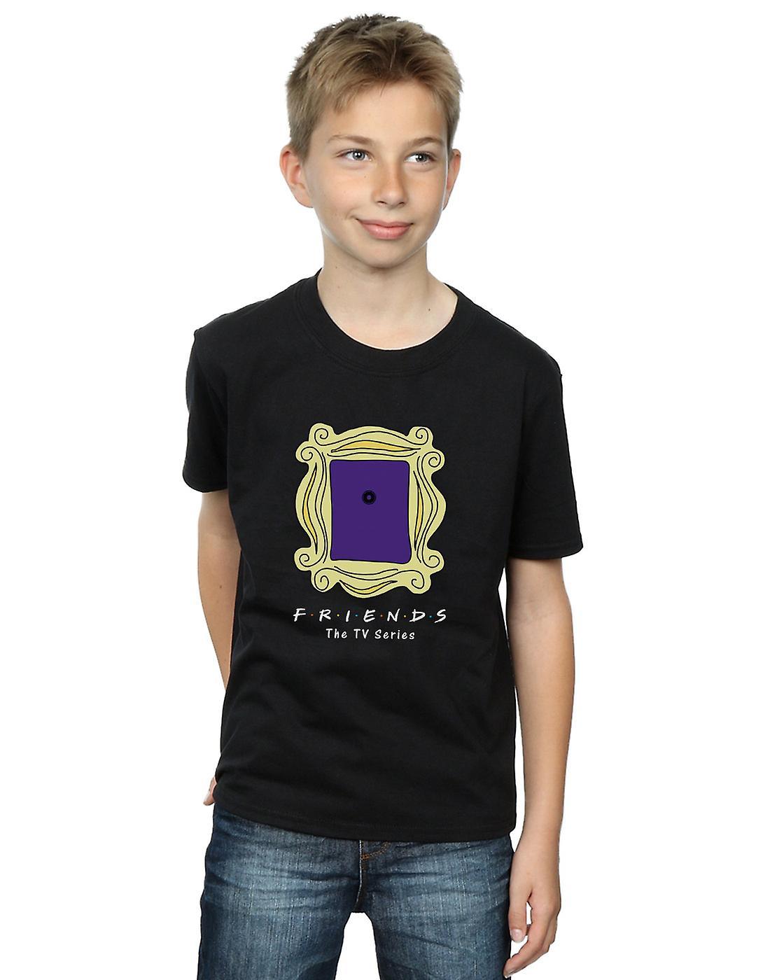 Friends Boys Door Peephole T-Shirt