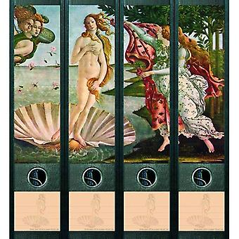 Spine Label Botticelli