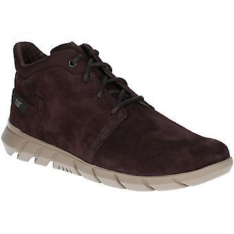 Caterpillar Mens Hendon Lightweight Durable Lace Up Shoes