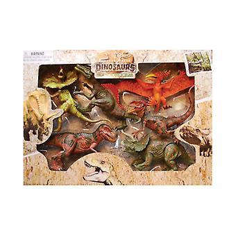 Extinct World Dinosaurs Playset