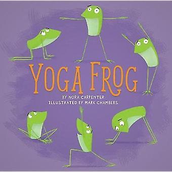 Yoga groda av Yoga groda - 9780762464678 bok