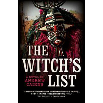 Häxans lista av Andrew Cairns - 9781785353482 bok