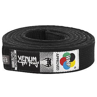 Venum WKF approuvé de Karaté ceinture noire