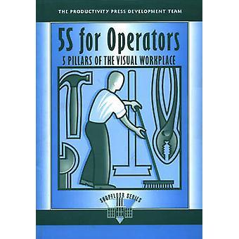 5S for operatører - 5 søjler af visuelle arbejdspladsen af Hiroyoki Hiran