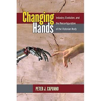 Hände - Industrie - Evolution- und die Umgestaltung der ändern der