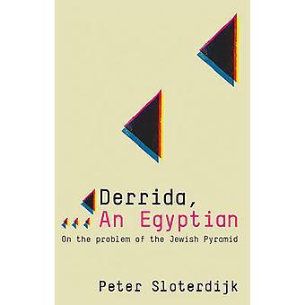 Derrida - egiziano di Peter Sloterdijk - 9780745646398 libro