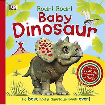 Brullen! Brullen! Baby-dinosaurus