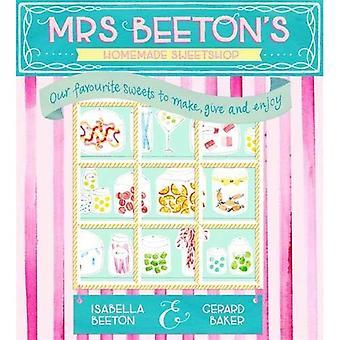 Pâtisserie maison de Mrs Beeton