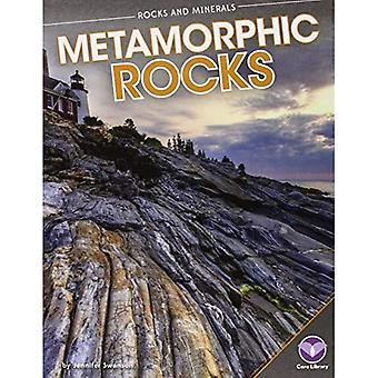 Metamorfa bergarter (bergarter och mineraler)