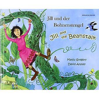 Jill et le haricot magique en allemand et en anglais