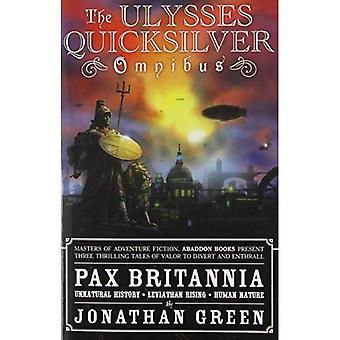 Den Ulysses Quicksilver Ominibus
