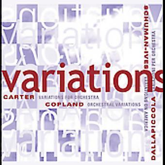 Variations for Orchestra - Variations [CD] USA import