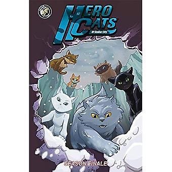 Hero katter: Säsong Finale volym 7
