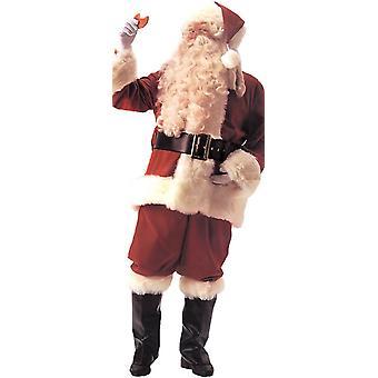 סנטה מבוגר חליפה