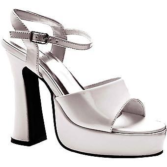 Platform Lea White Size 10