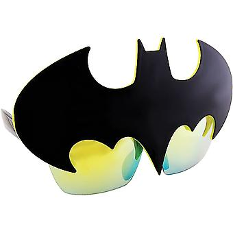 Sunstache Batman Symbol Glasse