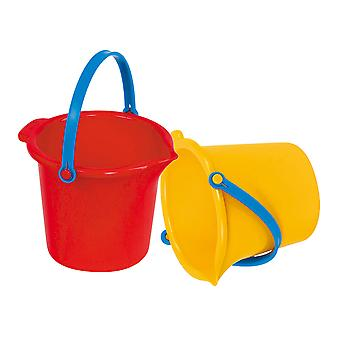 Gowi Toys Children's Simple Bucket Gardening Outdoor Explore Water Sand Play