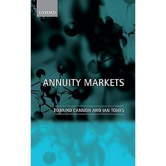 Livränta marknader av kanon & Edmund