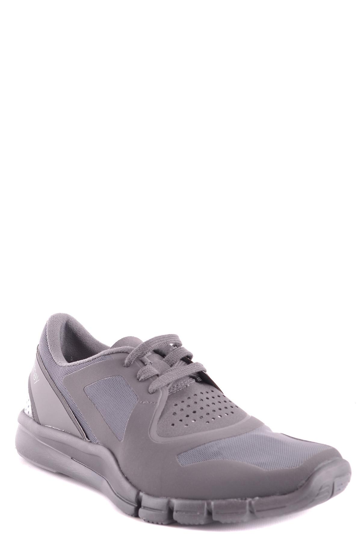 Adidas By Stella Mccartney Ezbc036001 Women's Grey Fabric Sneakers