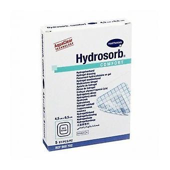 Hydrosorb Comfort Dressing 4.5 X 6.5Cm 5