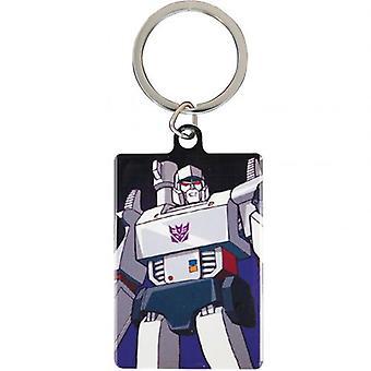 Transformers Metal Keyring Megatron