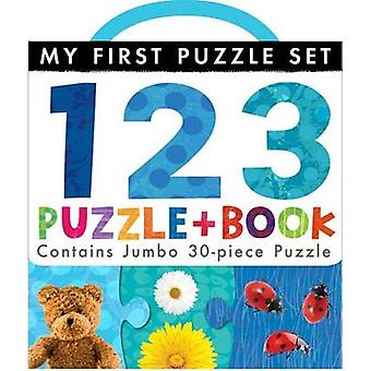123 Book and Puzzle Set by Tiger Tales - 9781589256156 Book