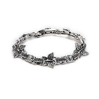 Intrige Womens/Damen Schmetterling Link Armband
