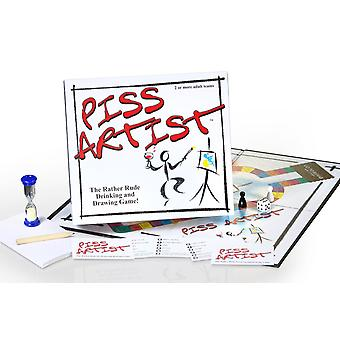 Piss Artist Board Game X Rated