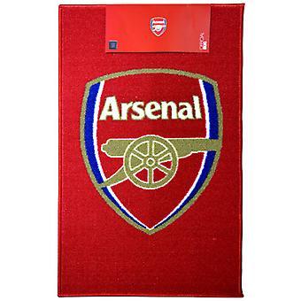 Arsenal FC Crest Boden Teppich