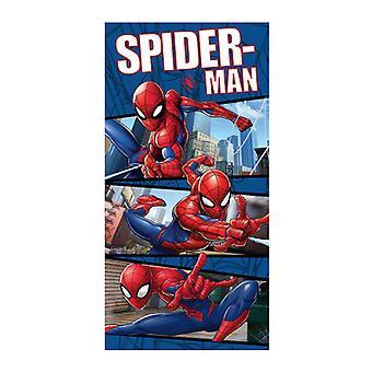Spiderman Blue Beach Towel