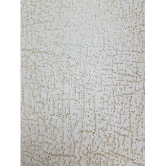 P+S Shimmer Speckle Glitter Wallpaper Off White Gold Textured Paste Wall Vinyl