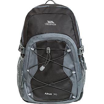 Trespass mężczyźni Albus Multi Functionable regulowany plecak