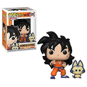 Dragon Ball Z Yamcha & Puar Pop! Vinyl