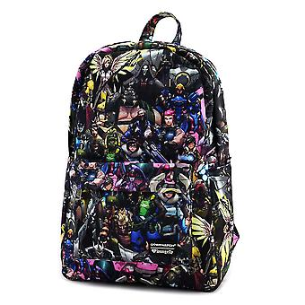 Overwatch Collage Print Backpack