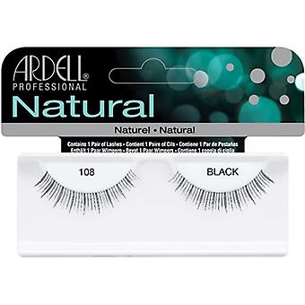 Ardell Professional Ardell Fashion Lashes - 108 Black