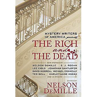 Escritores de misterio de América presenta los ricos y a los muertos