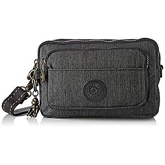 Kipling Multiple - Black Indigo shoulder bags 20x13x7.5 cm (B x H T)