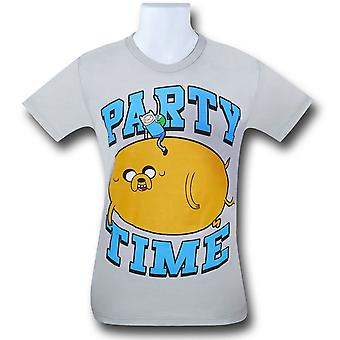 Adventure Time Jake Party Time T-Shirt