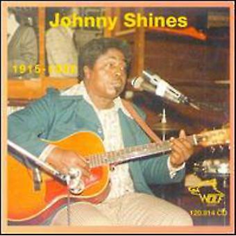 Johnny Shines - Johnny Shines 1915-1992 [CD] USA import