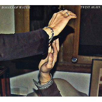 Bodies of Water - Twist Again [CD] USA import